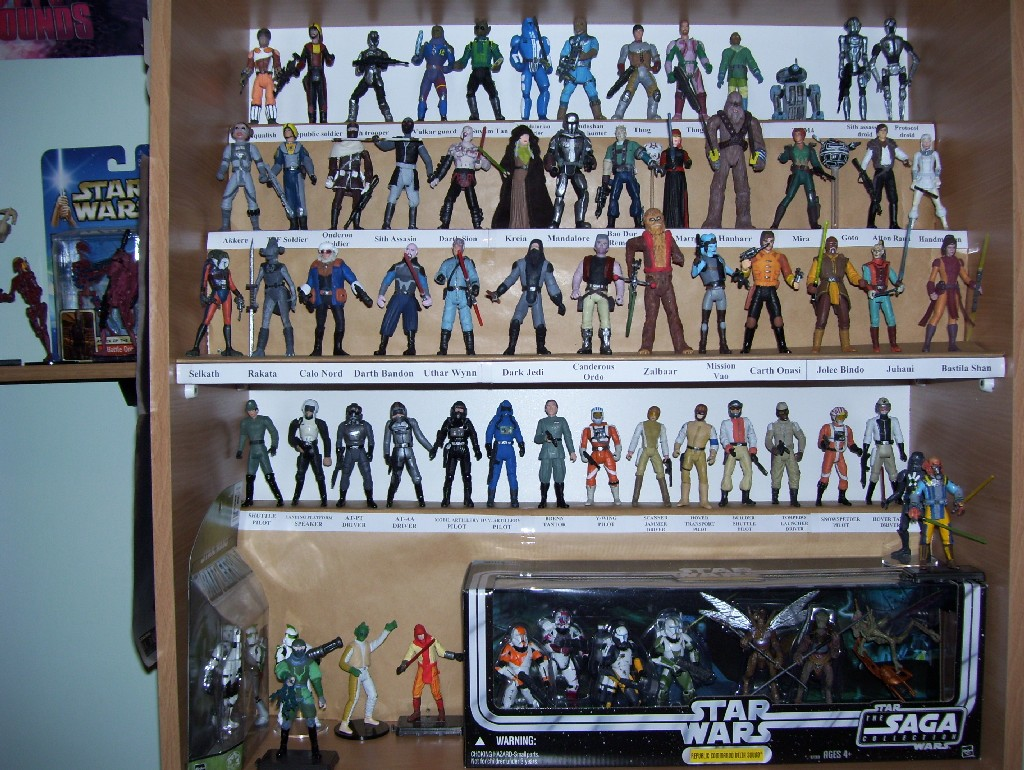 CUSTOM FIGURES OR COLLECTIONS